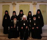 Епископ Павлодарский и Экибастузский Варнава принял участие в работе Синода Православной Церкви Казахстана