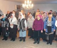 Престольный праздник Никольского храма поселка Ленинский