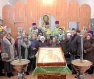 Престольный праздник Александро-Невского храма села Иртышск