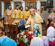 Празднование 70-летия образования Христо-Рождественского прихода города Павлодара