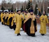 В Павлодарскую епархию принесены мощи святителя Луки, архиепископа Симферопольского (Войно-Ясенецкого)