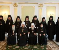 В Астане состоялось заседание Синода Православной Церкви Казахстана